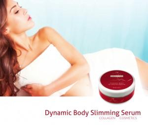 Natural Collagen Inventia Dynamic Body Slimming Serum gegen Zellulitis