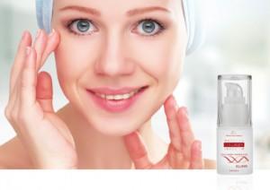 Natural Collagen Inventia Augenbereich Elixier gegen Falten