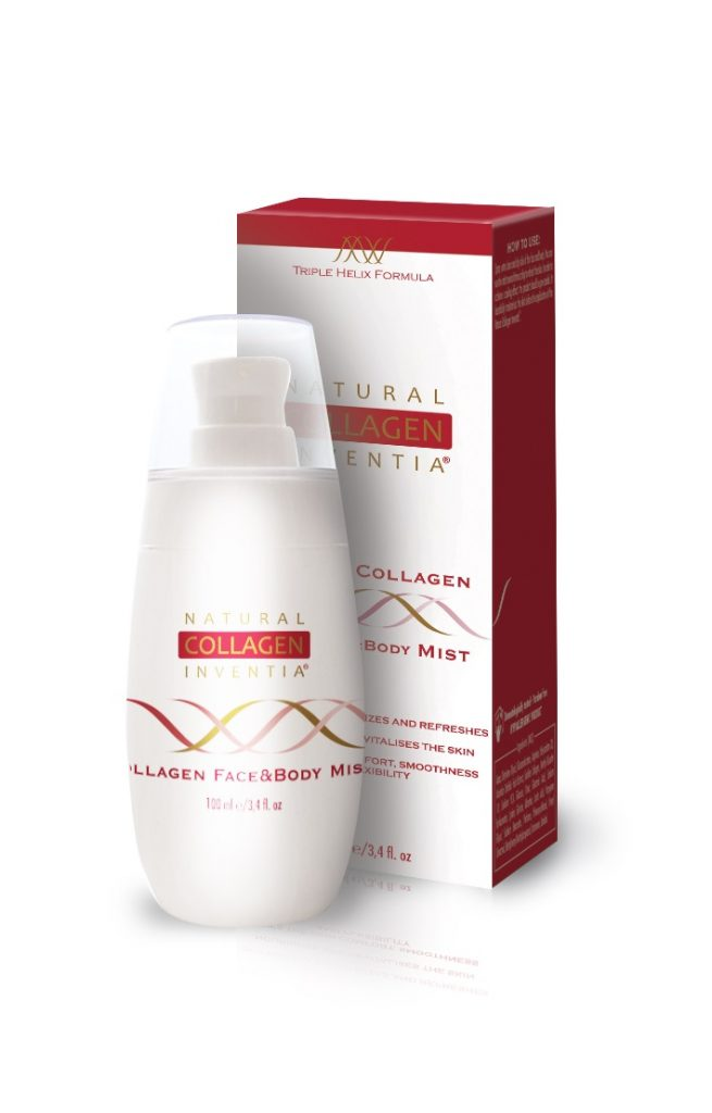 Natural Collagen Inventia Kollagenspray